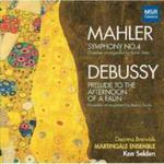 Mahler Symphony 4 & Debussy Prelude Lapres Faune w sklepie internetowym Gigant.pl