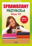Sprawdziany. Przyroda. Klasa 6 w sklepie internetowym Gigant.pl