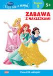 Disney Ucz Się Z Nami Księżniczka. Zabawa Z Naklejkami w sklepie internetowym Gigant.pl