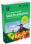 Last Minute Audio Rozmówki Ze Słowniczkiem Niderlandzkie w sklepie internetowym Gigant.pl