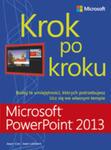 Microsoft Powerpoint 2013 Krok Po Kroku w sklepie internetowym Gigant.pl