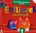 Entliczek Pentliczek 1 Wycinanki-składanki 5-latka w sklepie internetowym Gigant.pl