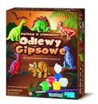 Dinozaury Odlewy Gipsowe w sklepie internetowym Gigant.pl