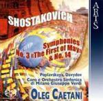 Shostakovich: Symphonies Nos. 3 & 14 w sklepie internetowym Gigant.pl