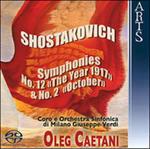 Shostakovich: Symphonies Nos. 2 & 12 w sklepie internetowym Gigant.pl