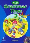 New Grammar Time 2 - Students' Book Plus Multi-rom [Książka Ucznia Z Kluczem Plus Multi-rom] w sklepie internetowym Gigant.pl