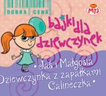 Bajki Dla Dziewczynek Jaś I Małgosia Dziewczynka Z Zapałkami Calineczka 3cd w sklepie internetowym Gigant.pl