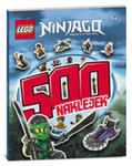 Lego &Reg; Ninjago 500 Naklejek w sklepie internetowym Gigant.pl