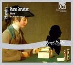 Haydn Edition / Piano Sonatas Vol. 1 w sklepie internetowym Gigant.pl