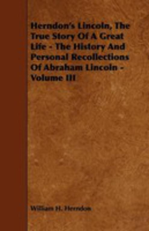 the early and personal life of abraham lincoln