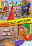 Piękna I Bestia Śpiąca Królewna Książeczka Z Naklejkami w sklepie internetowym Gigant.pl