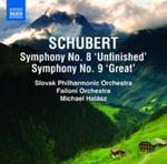 "Schubert: Symphonies Nos. 8 ""Unfinished"" & 9 ""Great"" w sklepie internetowym Gigant.pl"