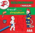 Krewki Pomaga Strażakom. Kolorowanki I Naklejki w sklepie internetowym Gigant.pl