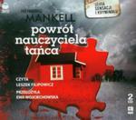 Powrót Nauczyciela Tańca. Książka Audio Cd Mp3 w sklepie internetowym Gigant.pl