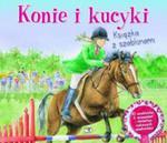 Konie I Kucyki Książka Z Szablonami Tw w sklepie internetowym Gigant.pl