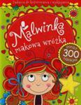 Malwinka Makowa Wróżka Zadania Do Kolorowania I Wyklejania w sklepie internetowym Gigant.pl