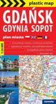 Gdańsk Gdynia Sopot Plan Trójmiasta 1:26 000 w sklepie internetowym Gigant.pl