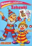 Malowanki Z Nalepkami. Zabawki. Arlekin w sklepie internetowym Gigant.pl
