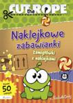 Naklejkowe Zabawianki Łamigłówki Z Naklejkami Cut The Rope w sklepie internetowym Gigant.pl