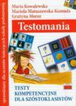 Testomania Testy Kompetencyjne Dla Szóstoklasistów w sklepie internetowym Gigant.pl