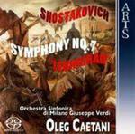 Shostakovich: Symphonies Nos. 7 w sklepie internetowym Gigant.pl
