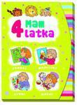 Mam 4 Latka. Zgaduj, Naklejaj, Rysuj, Maluj w sklepie internetowym Gigant.pl
