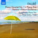 Gabriel Fauré: Piano Quartet No. 1, Piano Trio, Pavane, Piece, Sicilienne w sklepie internetowym Gigant.pl