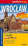 Wrocław. Laminowany Plan Miasta W Skali 1:18 000. Mapa Kieszonkowa w sklepie internetowym Gigant.pl