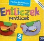 Entliczek Pentliczek Wycinanki Składanki 3 Latka Część 2 w sklepie internetowym Gigant.pl