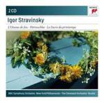 Stravinsky: The Firebird / Petrushka / Le Sacre De Printemps w sklepie internetowym Gigant.pl