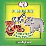 Pokoloruj Zwierzęta Egzotyczne w sklepie internetowym Gigant.pl