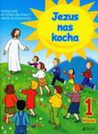 Jezus Nas Kocha 1 Podręcznik w sklepie internetowym Gigant.pl