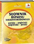 Słownik Biznesu Międzynarodowego. Polsko - Angielski, Angielsko - Polski Cd w sklepie internetowym Gigant.pl