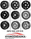 8795 ALC 8795 FELGA STALOWA FORD FOCUS II/ C-MAX 6X15 5X108X63.3 ET52.5 SZT ALCAR ALCAR FELGI STALOWE ALCAR [849446] w sklepie internetowym kayaba.istore.pl