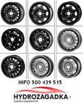 9535 ALC 9535 FELGA STALOWA AUDI A3/VW GOLF V/ JETTA/ TOURAN/ SKODA OCTAVIA 6X16 5X112X57 ET50 SZT ALCAR ALCAR FELGI STALOWE ALCAR [874896] w sklepie internetowym kayaba.istore.pl