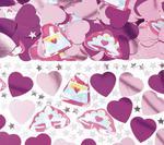 Konfetti Princess - ozdoby dla dzieci. w sklepie internetowym Partykiosk
