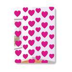 Dekoracja Walentynkowa - Różowe Serca w sklepie internetowym Partykiosk