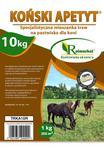 Trawa pastwiskowa Koński Apetyt 30 kg – specjalistyczna mieszanka traw pastewnych do wypasu koni w sklepie internetowym Rolmarket.pl