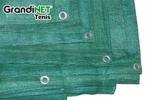 Siatka tenisowa Grandinet Tenis osłaniająca przed wiatrem, blenda tenisowa przeciwwiatrowa 2x12m 220g w sklepie internetowym Rolmarket.pl