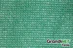 Siatka tenisowa Grandinet Tenis osłaniająca przed wiatrem, blenda tenisowa przeciwwiatrowa 2x18m 220g w sklepie internetowym Rolmarket.pl