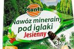 Nawóz mineralny pod iglaki jesienny 3kg PLANTA w sklepie internetowym Rolmarket.pl