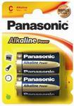 Baterie alkaliczne LR14 (C) - 2 sztuki - Panasonic w sklepie internetowym MeaLux