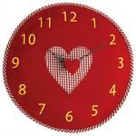 Filcowy zegar ścienny - Filcowy zegar w sklepie internetowym e-prezent.pro