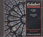 Franz Schubert – Ave Maria - Mass In E Flat Major - CD w sklepie internetowym Allcollect