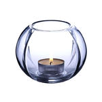 Ozdobny świecznik Grand Cru, niebiesko - fioletowy - ROSENDAHL - 35542 w sklepie internetowym Mullo