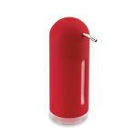 Dozownik do płynów Penguin, czerwony - Umbra - 330190 - 505 w sklepie internetowym Mullo
