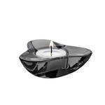Ozdobny świecznik tealight AURA, szary - STELTON - x-32- 4 w sklepie internetowym Mullo