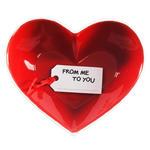 Miska ceramiczna serce - SAGAFORM - 5016202 w sklepie internetowym Mullo