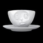 Filiżanka do kawy porcelanowa PROSZĄCA BUŹKA - 58Products - T014401 w sklepie internetowym Mullo
