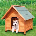 TRIXIE Buda dla psa ze skośnym dachem rozmiar S 71x77x76 cm w sklepie internetowym NaszeZOO